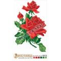 Искусница м8075 Красные розы