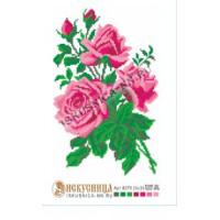 Искусница м8079 Розовые розы