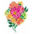 Искусница м8082 Цветы .Акварель 2