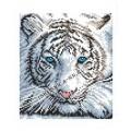 Искусница м8177 Белый тигр