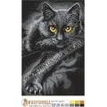 Искусница м973 Черная кошка
