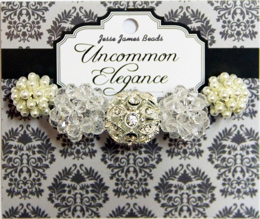 """Набор декоративных бусин """"Uncommon Elegance"""" 6451 Элегантность 17"""