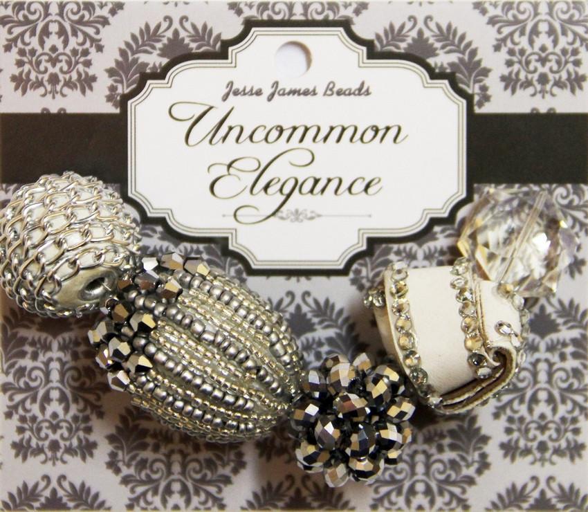 """Набор декоративных бусин """"Uncommon Elegance"""" 6435 Элегантность 1"""