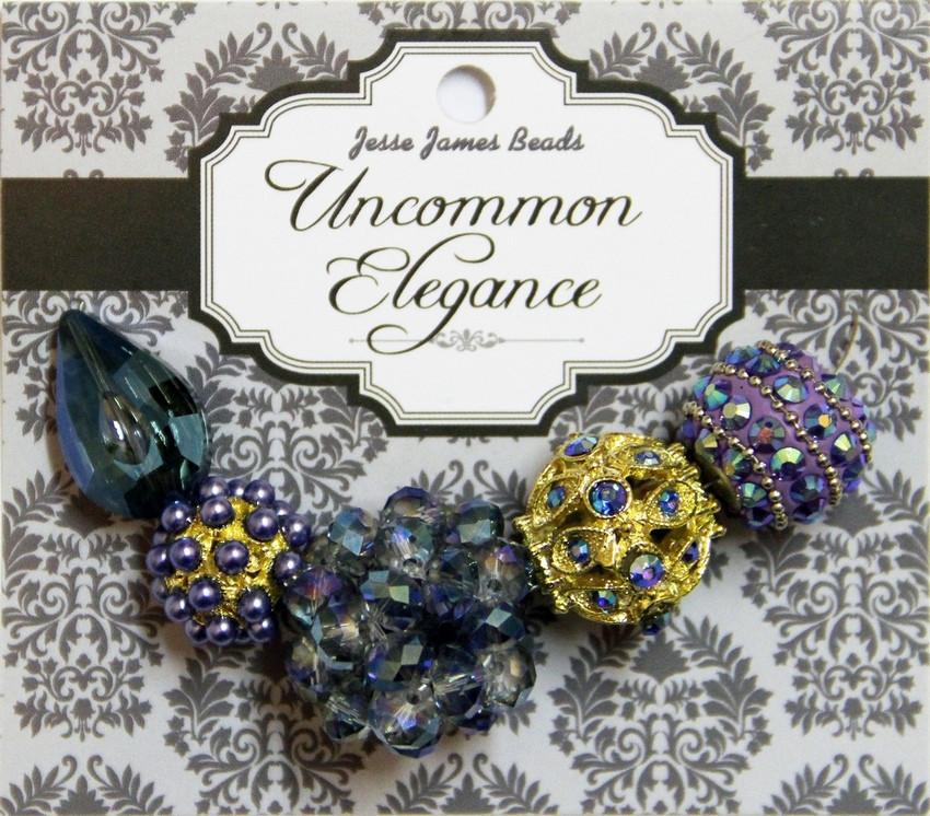 """Набор декоративных бусин """"Uncommon Elegance"""" 6436 Элегантность 2"""
