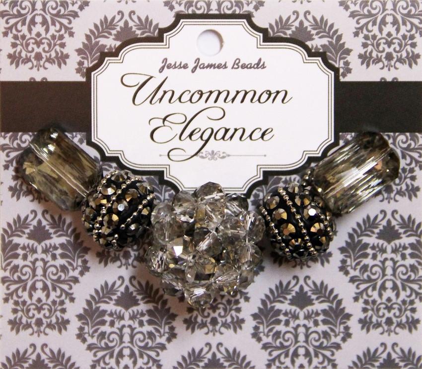 """Набор декоративных бусин """"Uncommon Elegance"""" 6439 Элегантность 5"""