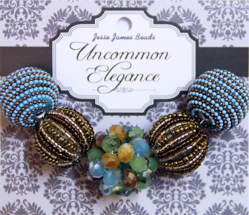 """Набор декоративных бусин """"Uncommon Elegance"""" 6440 Элегантность 6"""
