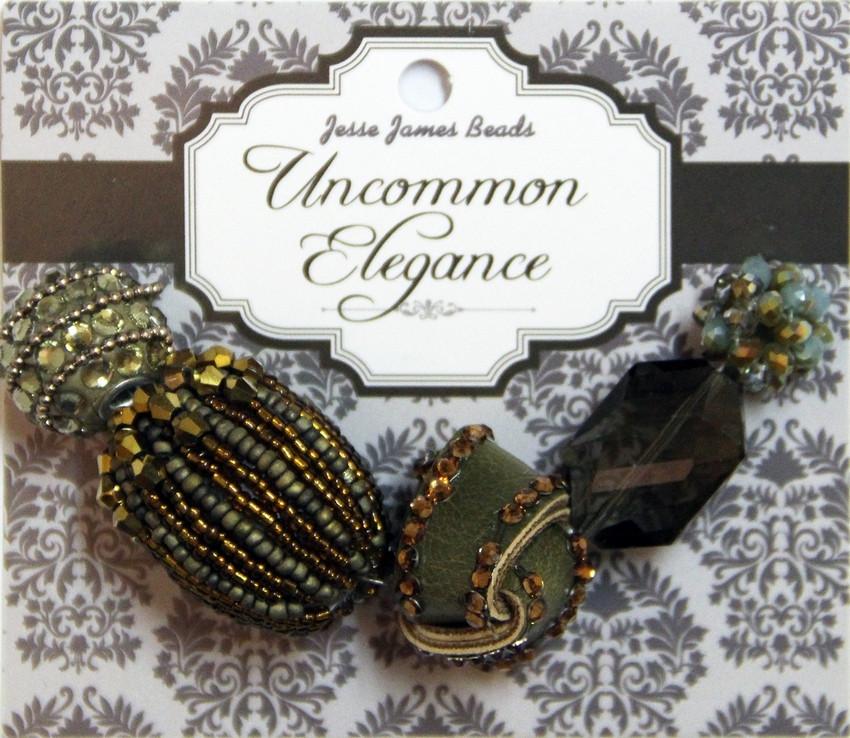 """Набор декоративных бусин """"Uncommon Elegance"""" 6443 Элегантность 9"""