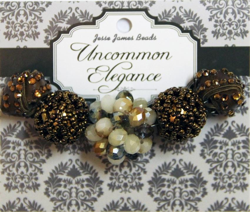 """Набор декоративных бусин """"Uncommon Elegance"""" 6445 Элегантность11"""