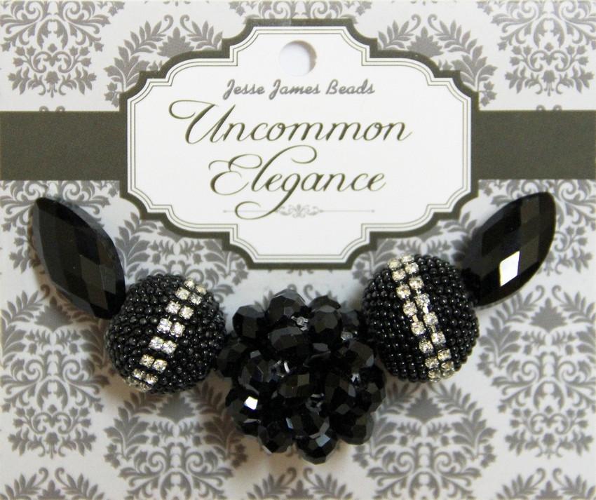 """Набор декоративных бусин """"Uncommon Elegance"""" 6446 Элегантность 12"""