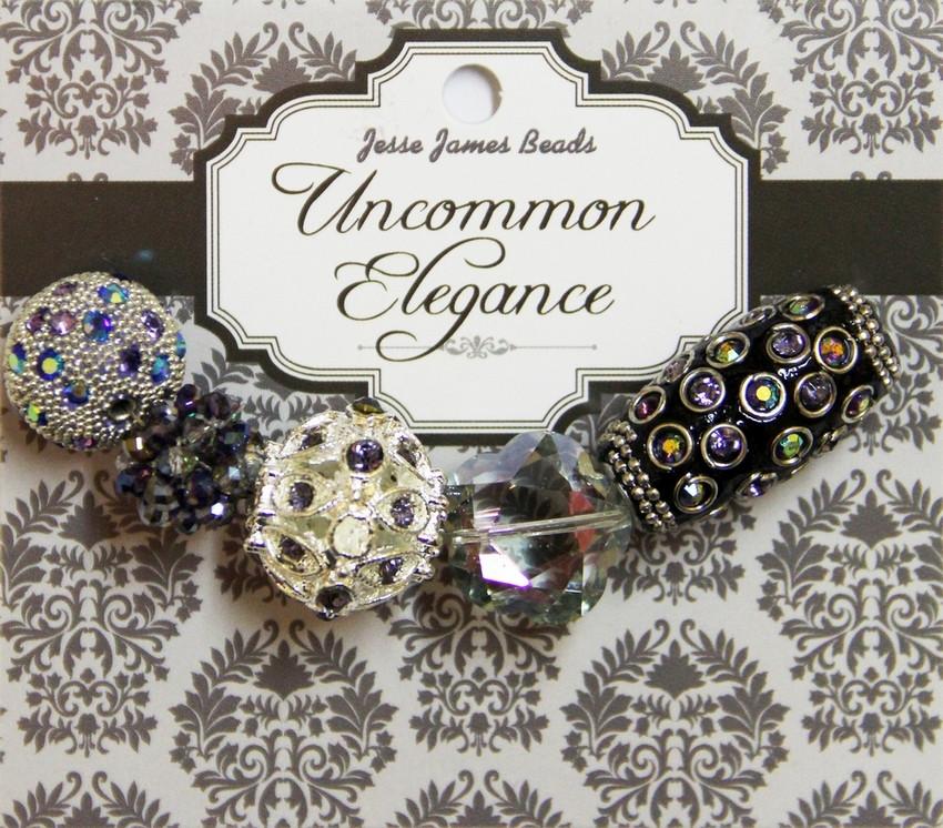 """Набор декоративных бусин """"Uncommon Elegance"""" 6447 Элегантность 13"""