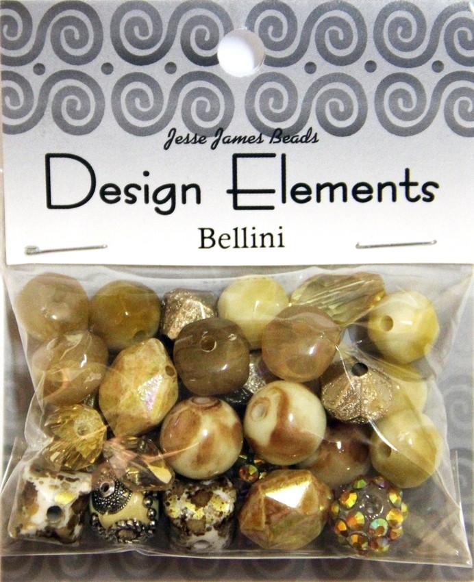 """Набор декоративных бусин """"Design Elements"""" 5920 Беллини"""
