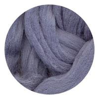 Камтекс 022 Лента для валяния 100% полутонкая шерсть 50 г 022, джинса