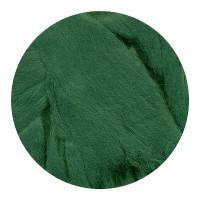 Камтекс 110 Лента для валяния 100% полутонкая шерсть 50 г 110, зеленый
