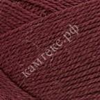 Камтекс Аргентинская  шерсть Цвет 047 бордо