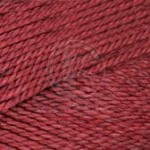 Пряжа для вязания Камтекс Бюджетная Цвет 088 брусника