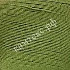 Пряжа для вязания Камтекс Хлопок мерсеризованный Цвет 038 оливковый