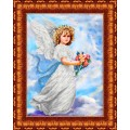 Каролинка КБА 4013 Ангел в облаках