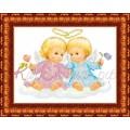 Каролинка КБА 5011 Два ангелочка