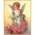 Каролинка КБАН 5003 Ангел в розах