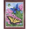 Каролинка КББ 4008 Бабочки в цветах