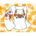 Каролинка КБФ 01 Заготовка под вышивку для сорочки