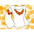 Каролинка КБФ 06 Заготовка под вышивку для сорочки
