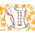 Каролинка КБФ 12 Заготовка под вышивку для сорочки