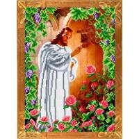 Каролинка КБИ 3058 Иисус стучащий в дверь