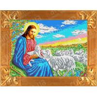Каролинка КБИ 3061 Иисус-пастырь
