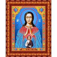 Каролинка КБИ 5047 Икона Богоматерь Помощница в родах.