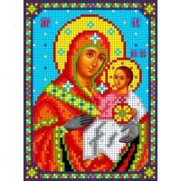 Каролинка КБИ 5077 Икона Богоматерь Вифлеемская (Улыбающаяся)