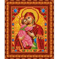 Каролинка КБИ 5078 Икона Владимирская Божья Матерь