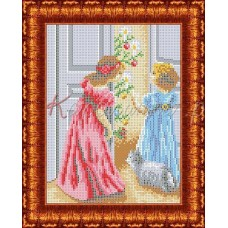 Схема для вышивания КБЛ 4014 В рождество
