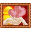 Каролинка КБЛ 5009 Влюбленные сердца