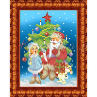 Каролинка КБЛ 5010 Дед Мороз и Снегурочка