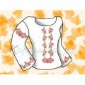 Каролинка КБС/ХБ/-07 Заготовка для сорочки р-р 44-56
