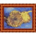 Каролинка КБЦ 3004 Ван Гог. Два срезанных подсолнуха