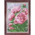 Каролинка КБЦ 3048 Розовые пионы
