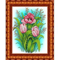 Каролинка КБЦ 4025 Тюльпаны
