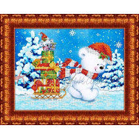 Каролинка КБЖ 4026 Помошники Деда Мороза