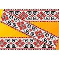 Каролинка КФО 002 Заготовка для декорирования одежды