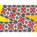 Каролинка КФО 005 Заготовка для декорирования одежды