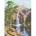 Каролинка КК 006 Горный водопад