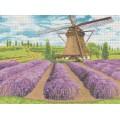 Каролинка КК 012 Цветущая лаванда
