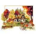 Каролинка КК 405 Осенний домик