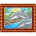 Каролинка КК 204 Дельфин