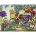 Каролинка КЛ(Н) 3002 Цветы для любимой