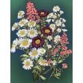 Каролинка КЛ(Н) 4003 Полевые цветы