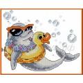 Каролинка КТКН 003(Р) Дельфин
