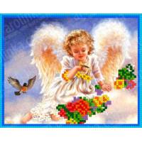 Каролинка Набор для вышивания «Каролинка Азовья» КБА 5002 На облаке Набор для вышивания «Каролинка» КБА 5002 На облаке